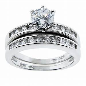23 incredible 2 piece wedding rings navokalcom With 2 piece wedding rings