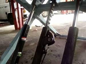 Pont Elevateur Mobile Occasion : pont elevateur mobile 220 volt 2800 kg pour voiture youtube ~ Melissatoandfro.com Idées de Décoration