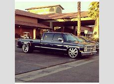 Beautiful #crewcab #squarebody #dually on billets #