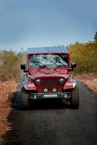 Mahindra Thar CRDi 4x4 modified into Jeep @indian auto