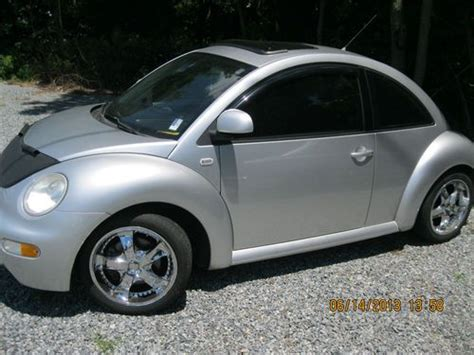 find used 2000 volkswagen beetle glx hatchback 2 door 1 8l turbo in mooresville carolina