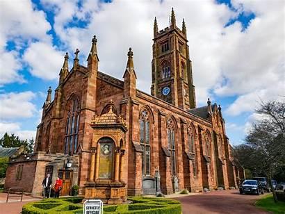 Bothwell Church Glasgow Scotland Parish Clyde Went