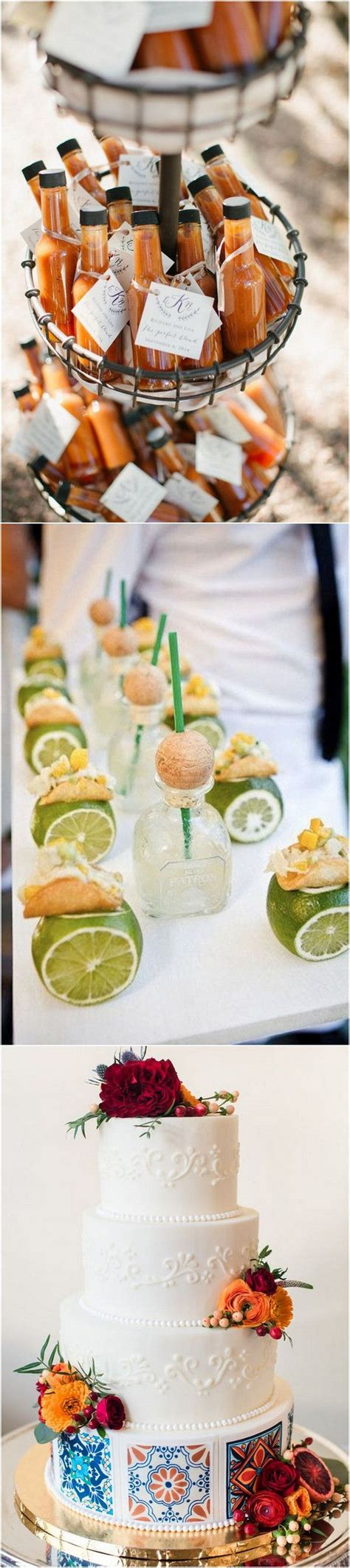 15 Cheerful and Colorful Mexican Themed Wedding Ideas Oh