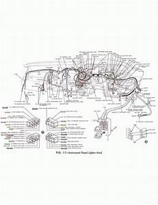 1963 Galaxie Dashboard Wiring Diagram