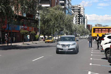 Así será la circulación vehicular en Quito este lunes 24 ...