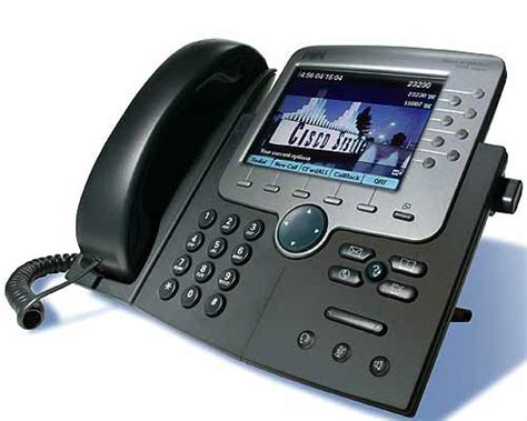 remotely any cisco voip phone