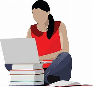 College Student Studying Clipart | Clipart Panda - Free ...
