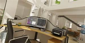 Schreibtisch Position Im Raum : b ro einrichten unser 10 punkte plan f r ihr neues b ro ~ Bigdaddyawards.com Haus und Dekorationen