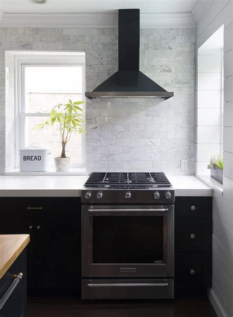 Tile Edge Trim by One Room Challenge Cottage Kitchen Week 6 Design