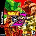 Marvel vs Capcom 2 Reproduction Sega Dreamcast Game. Free ...