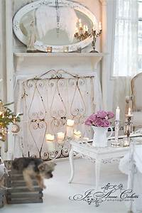 Salon Shabby Chic : 37 dream shabby chic living room designs decoholic ~ Zukunftsfamilie.com Idées de Décoration