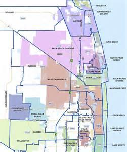 Palm Beach County Zip Code Map