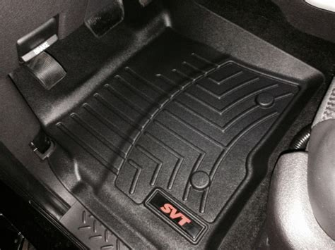 Weathertech Floor Mats 2010 F150 by Standard F150 Floor Mat Vs Weather Tech Mats Page 2