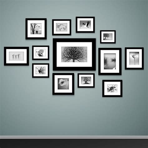 Bedroom Decorating Ideas Picture Frames by How To Mount Photo Frames On The Wall Remodel Ideas