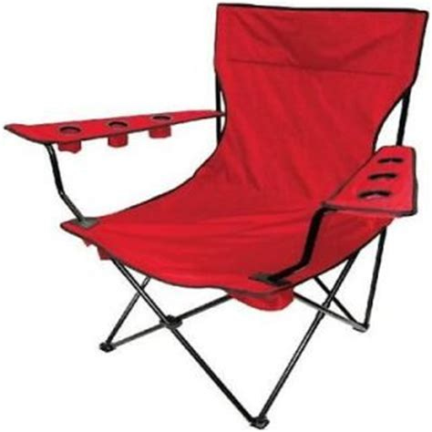Kingpin Folding Travel Chair With Canopy by On The Edge Kingpin Folding Chair Portable