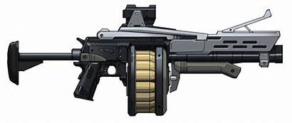 Launcher Grenade Rpg Weapons M510 Clipart Halo