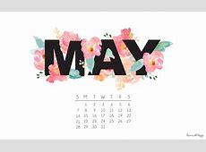 May 2017 Calendar + Tech Pretties Dawn Nicole Designs®