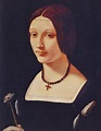 It's About Time: Biography - Bianca Maria Sforza 1472–1510 ...
