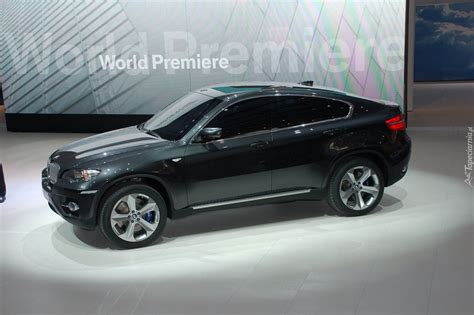 Bmw X6, World, Premiere
