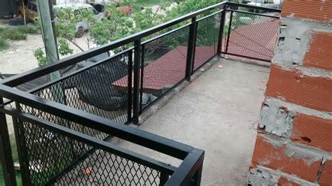Cerramiento Para Balcón Baranda Pasamanos Medianera