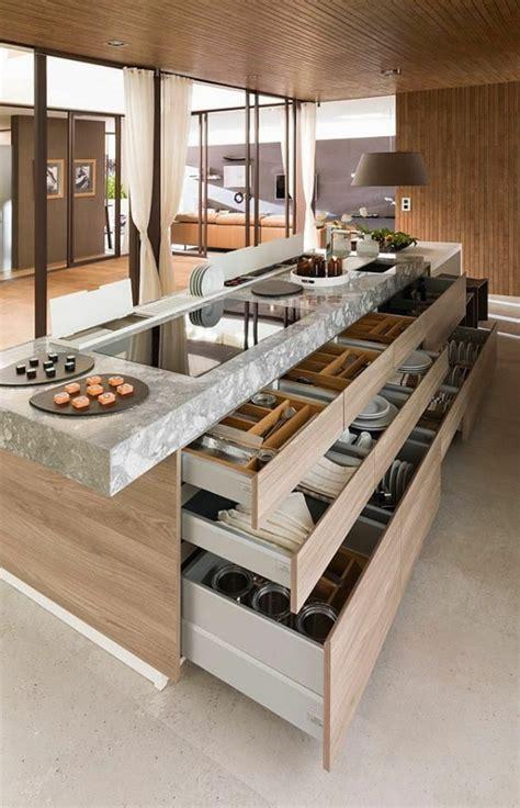 ilot central pour cuisine ikea 45 idées en photos pour bien choisir un îlot de cuisine