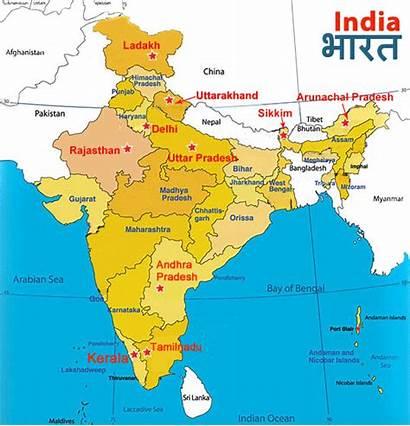 Map Ladakh India Zip Code Uttarakhand Indian