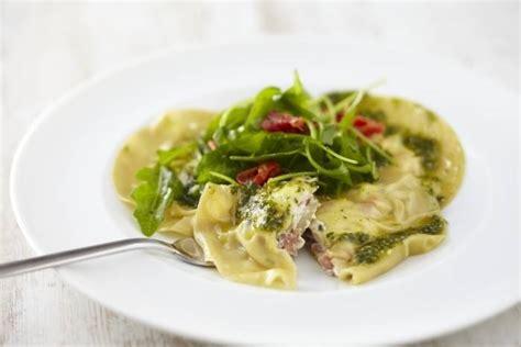 cours de cuisine strasbourg recette de raviole de jambon de pays et chèvre frais