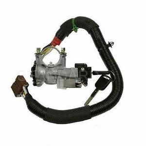 Ignition Lock And Cylinder Switch Standard Us