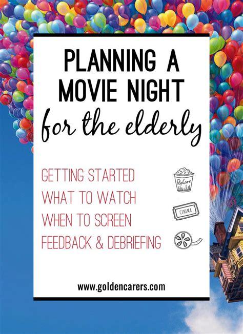 planning   night   elderly senior citizen