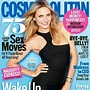 @camerondiaz is the January cover star for @cosmopolitan ...