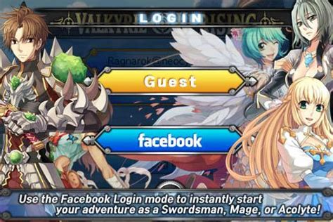 Is A Free To Play Android Anime Style Multiplayer Card Featuring Hundreds Of 0anime Ragnarok Valkyrie Uprising Brings Addictive Anime Style