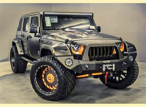 652 Best Jeeps N Off Road Vehicles Images On Pinterest