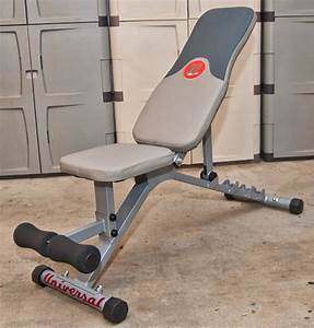 Wooden Weight Lifting Bench Plans PDF Plans