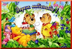 Carte Anniversaire Pour Enfant : anniversaire cartes gratuites ~ Melissatoandfro.com Idées de Décoration