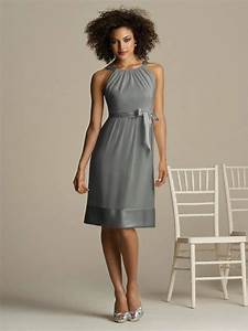 19 best images about top 50 grey bridesmaid dresses on With gray cocktail dress for wedding
