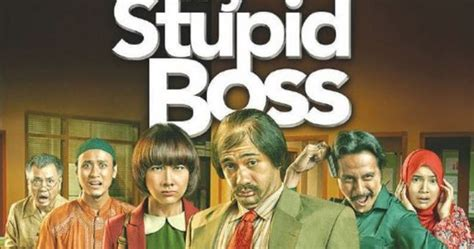 review film  stupid boss   sinopsis review