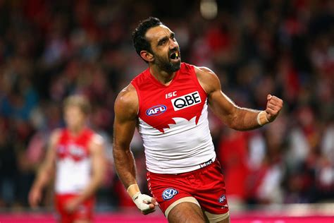 Adam goodes has taken a veiled swipe at scott morrison and the australian government as he opened up on how racism ended his afl career. Adam Goodes has had enough of social media   Sporting News Australia