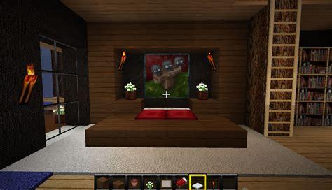 chambre minecraft tuto minecraft création d un lit 2 places création