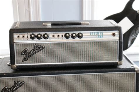 fender bassman cabinet serial numbers fender bassman silverface 1968 w 2x15 cabinet reverb