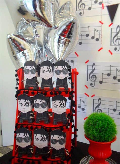 Michael Birthday Decorations - kara s ideas michael jackson birthday kara s