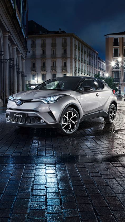 Toyota Chr Hybrid 4k Wallpapers by Wallpaper Toyota C Hr Crossover Cars Bikes 11642