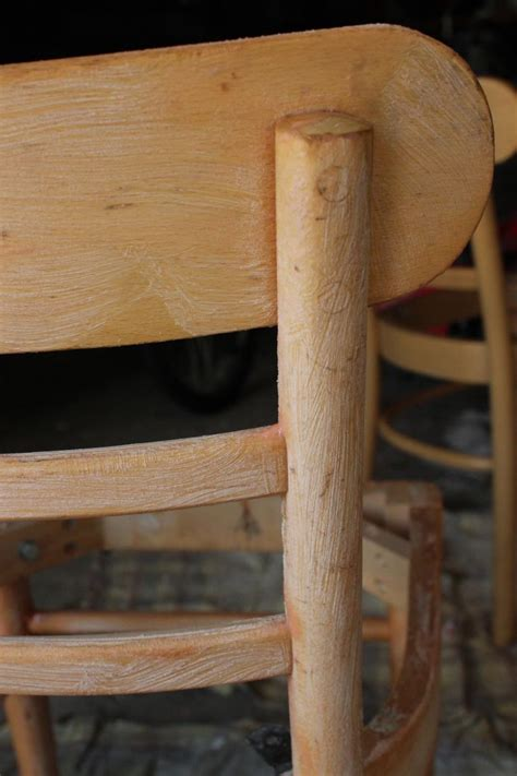 wood chair how to refinish wooden dining chairs a step by step guide Diy