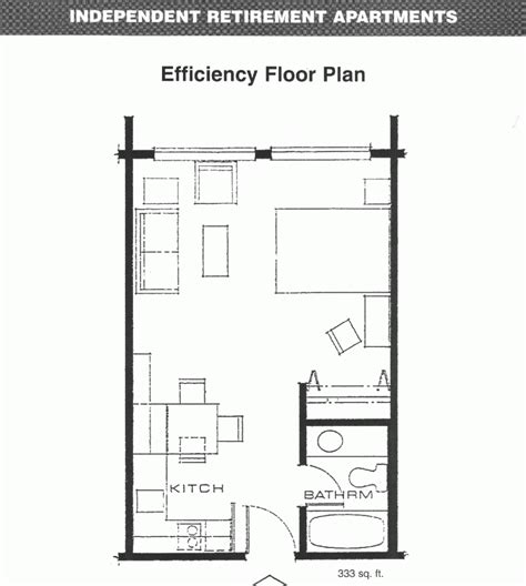 Best Floor Plans by Apartment Best Efficiency Apartment Floor Plan Smart
