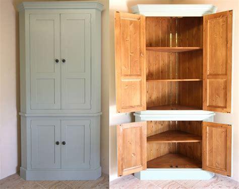 freestanding corner pantry  extra storage