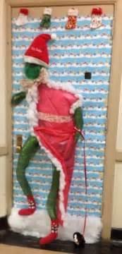 Classroom Christmas Door Decorating Contest Ideas by Christmas Door On Pinterest Christmas Door Christmas