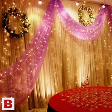 fairy lights  party decoration karachi