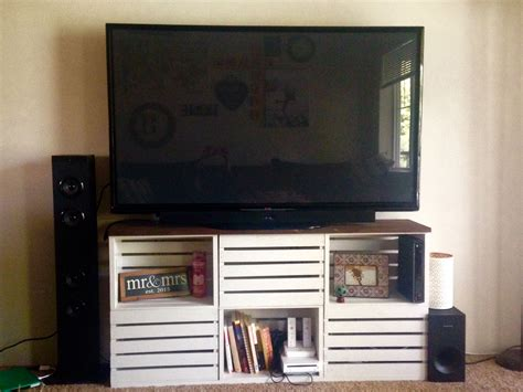 crate tv stand crate tv stand wooden crates tv stand