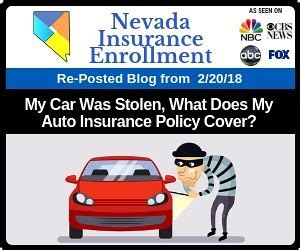 Many states only require drivers to carry liability insurance, which, as we just explained, will not cover you if your car is stolen. My Car Was Stolen, What Does My Auto Insurance Policy Cove…   Flickr