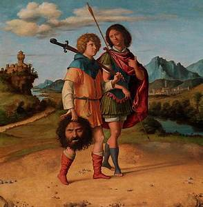 Spectacular David And Goliath Paintings | Fine Art America