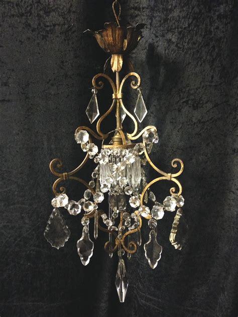 the italian chandelier small antique italian chandelier c 1910 cr76 la20459
